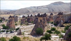 долина монахов
