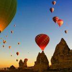 cappadocia-hot-air-balloon-Turkey