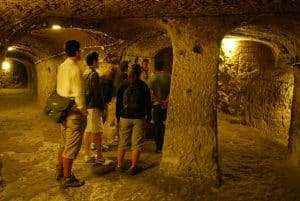 каппадокия подземный город