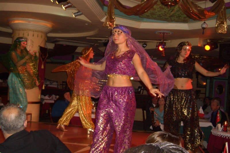 турецкая ночь-шоу